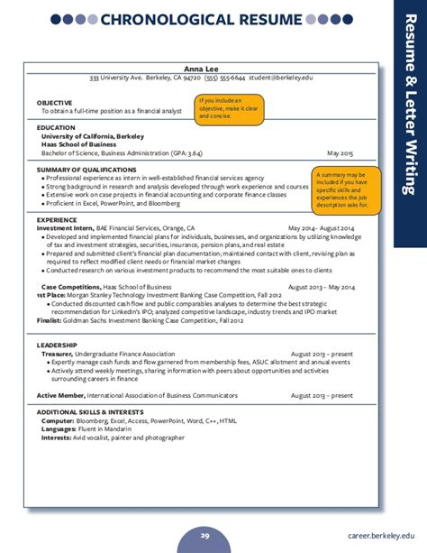 resume writing and tense resume writing tips