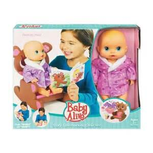 Baby Alive Doll Rocking Chair