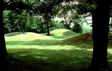 landscape mounds mounds landscape what do the mounds represent who made them and why how were they