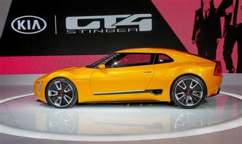 There Is Now A Kia Sports Car--shocking Photos And Details