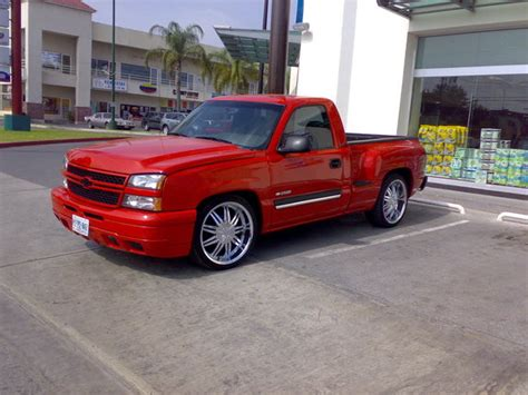 rushss  chevrolet silverado  regular cab specs  modification info  cardomain