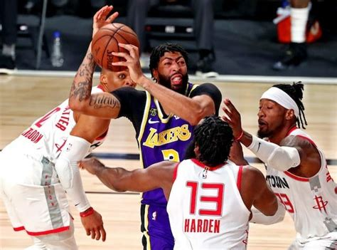 Lakers Rumors: Anthony Davis Willing To Play Center In ...