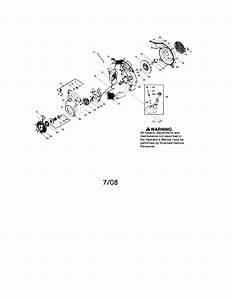 Craftsman 358794810 Gas Leaf Blower Parts