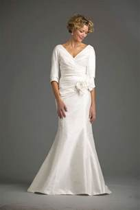 2nd wedding dresses wedding dresses for brides 2nd marriage second marriages with sleeves