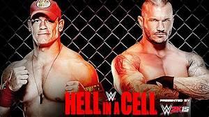 WWE Hell In A Cell 2014 - John Cena vs. Randy Orton - Full ...