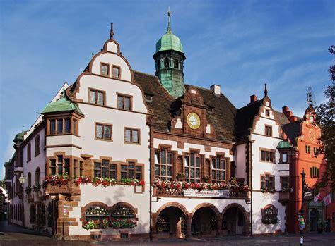 Rathaus In Freiburg freiburg im breisgau familypedia