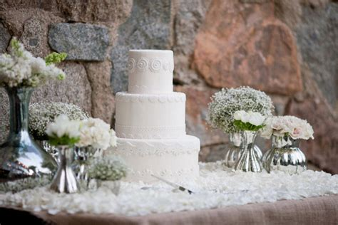 Wedding Ideas For Winter : Outdoor Winter Wedding Theme Ideas