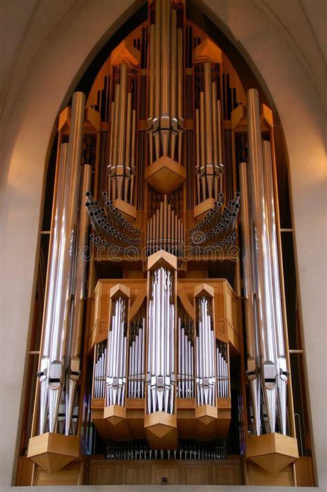 Church Organ Stock Photo Image Of Keys Dial Levers