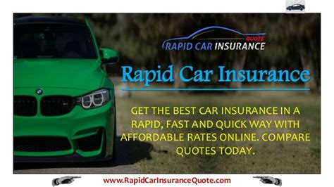 Get Rapid, Fast and Quick Car Insurance Quote Online
