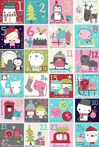 Calendrier De L Avent The : faire patienter les petits calendrier de l 39 avent diy by m ~ Preciouscoupons.com Idées de Décoration