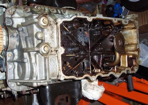 Ford 4 0 Sohc Engine Bottom Diagram by How To Sohc V6 Timing Chain Parts Removal Procedure
