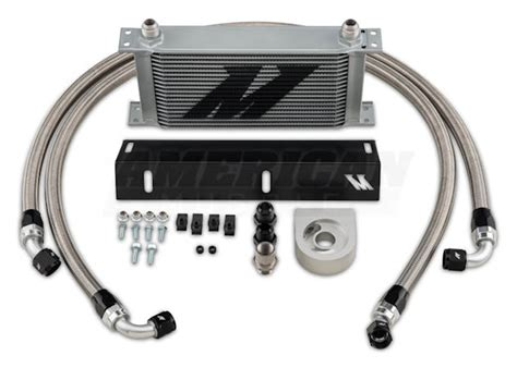 Guide To Mustang Performance Oil Coolers