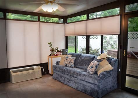 sunroom  cellularhoneycombs modern window