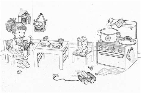 Kinderzimmer Ausmalen Ideen by Ausmalbild Haba Kinderzimmer Ausmalbilder F 252 R Kreative