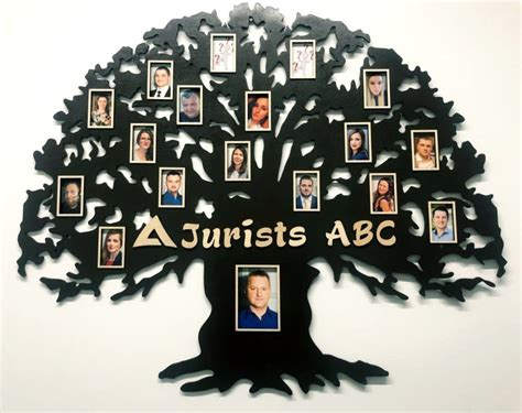 Dzimtas koks 80x90x0.6cm - Foto rāmji - Koka dekori un ...