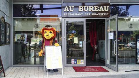 au bureau restaurant avenue de bohlen 69120 vaulx en