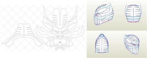 black panther mask template how to get a black panther costume xcoos