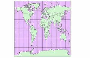 Seven Wonders Of Geography  Week 6 Lab  Projection In Arcgis
