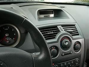 Renault Megane Ii Center Top Display Cover