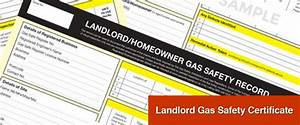 Landlord Gas Safety Certificate London  7 365 Days A Year