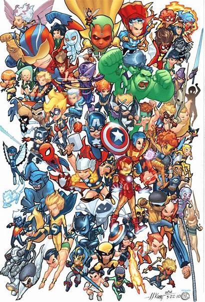 Marvel Comic Avengers Gifs Comics Fan Babies