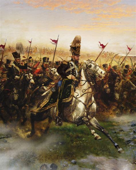 charge of the light brigade realistic painting introduction to realistic painting