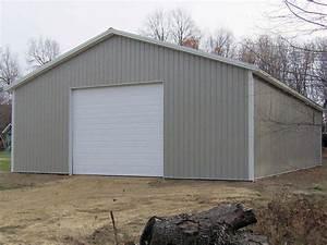 Pole barn contractor lewiston idaho lc valley concrete for Aluminum pole barn