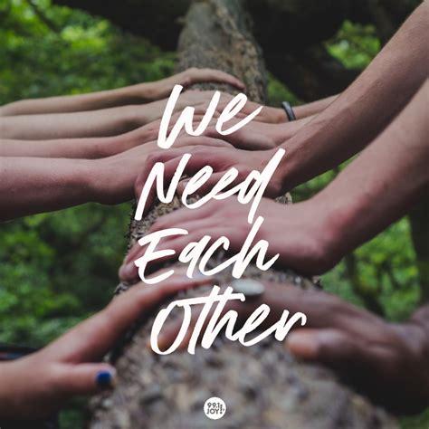 We Need Each Other - JOY FM - JOY FM