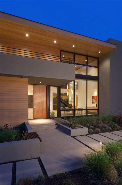 stone  dryvit exterior modern  wood siding