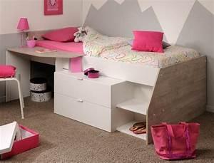 Komplettes Schlafzimmer Kaufen : hochbett 90x200cm wei grau kinderbett kommode ~ Watch28wear.com Haus und Dekorationen