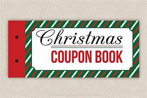 Printable coupons blank christmas coupon book love coupons for Personalized coupon book template
