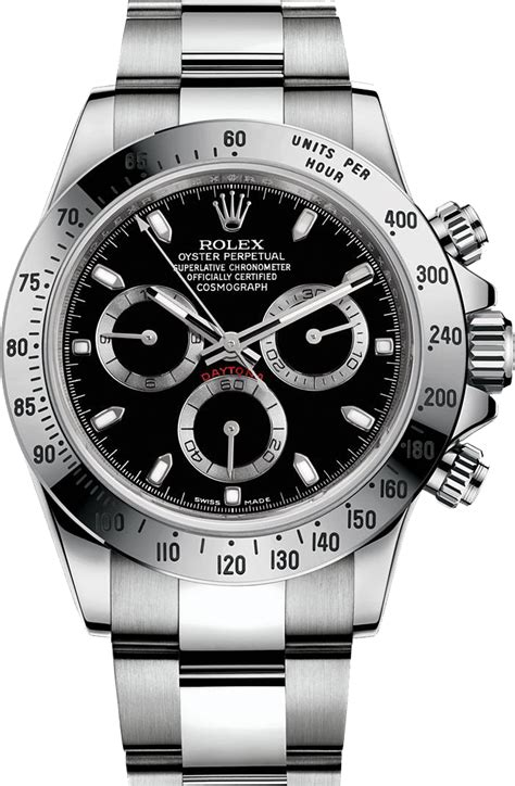 Đồng hồ ROLEX DAYTONA 116520 WATCH 40