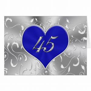 45th wedding anniversary gifts t shirts art posters With 45 wedding anniversary gifts