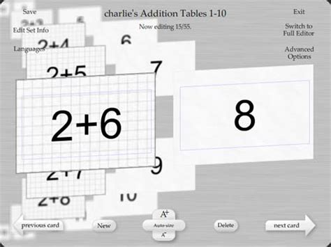 Math Flash Cards For 4th Graders  Amazon Carddroid Math Flash Cards Appstore For Androidteacher