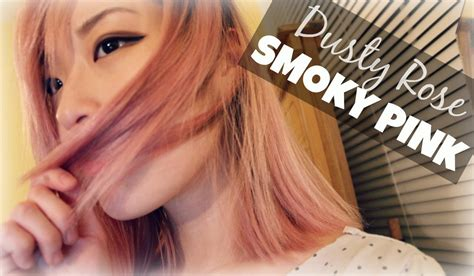 Smoky Pink / Dusty Rose (using Ion Color