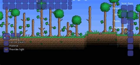 Terraria Bed Recipe by How To Craft A Torch In Terraria 171 Pc Wonderhowto