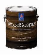 Sherwin Williams Exterior Solid Stain Colors by WoodScapes Exterior Acrylic Solid Color House Stain Homeowners Sherwin W