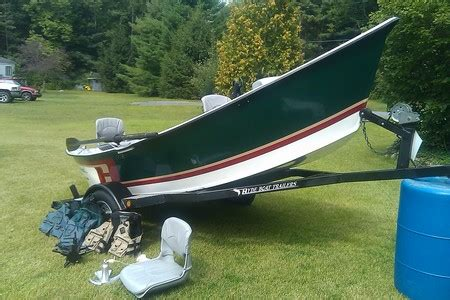 Used Hyde Drift Boat Cover by Boats For Sale For Sale