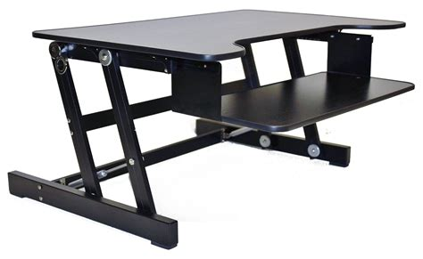 Amazonm  Rocelco Adr Standing Desk  Height Adjustable. Desk With Bookcase Hutch. 36 Inch Kitchen Table. Rubbed Bronze Drawer Pulls. Bar Height Dining Tables. Touchscreen Table. Butcher Block Table. Pc Mod Desk. Short Table Legs
