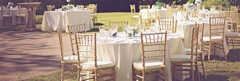 gold chiavari chair rental by oconee events athens