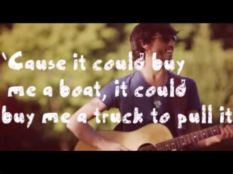 Lyrics To Buy Me A Boat By Chris Janson by Chris Janson Quot Buy Me A Boat Quot Lyrics