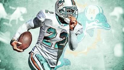 Dolphins Miami Wallpapers Desktop Nfl Football Resolution