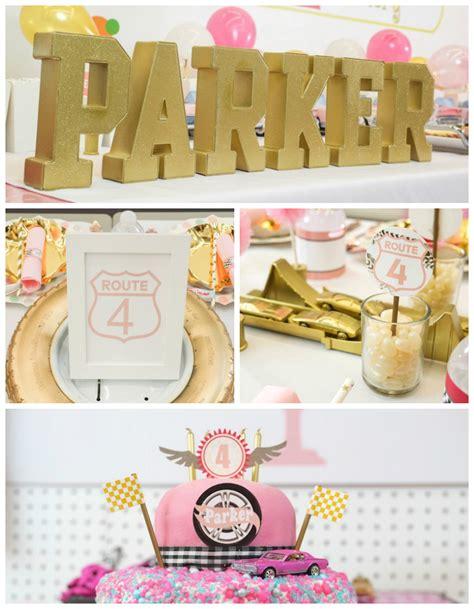 pailyn s bash girly party ideas kara 39 s party ideas girly race car birthday party kara 39 s
