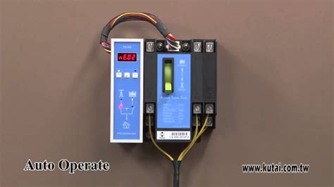 3p 125 residential automatic transfer switch youtube