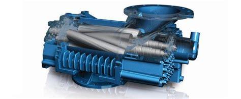 bureau veritas industry groundbreaking rotary lobe compressor demonstrated at