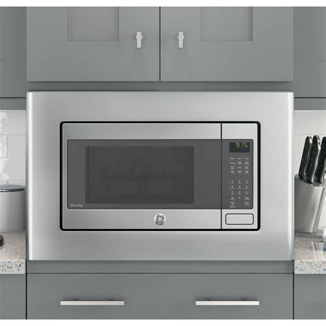 PEB9159SJSS   GE Profile 1.5 cu. ft. Microwave, 1000 Watts
