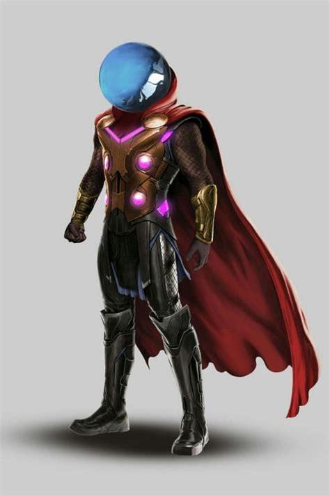 mysterio mysterio marvel marvel superheroes marvel