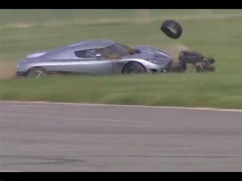 koenigsegg top gear stig crashes koenigsegg ccx hq top gear series 8