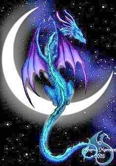 moon dragon dragon tattoo designs dragon pictures