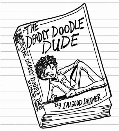 Doodle Dude Deadly Wikia Dork Diaries